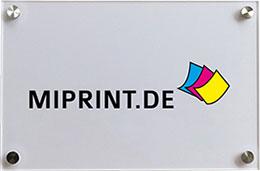 Firmenschilder Und Bedruckte Platten Für Bad Homburg